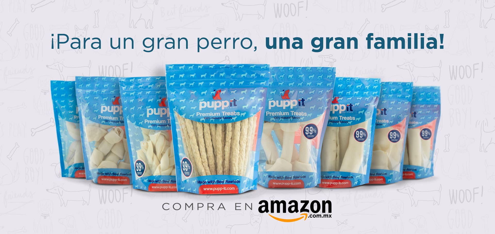 pupp it productos